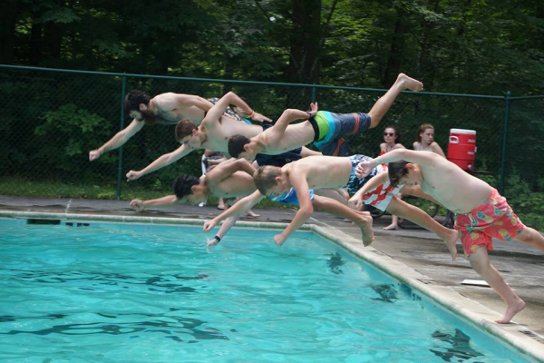 Dive into the fun at Camp Laurelwood!