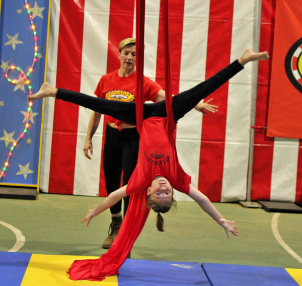 You'll FLIP for our specialty camps!