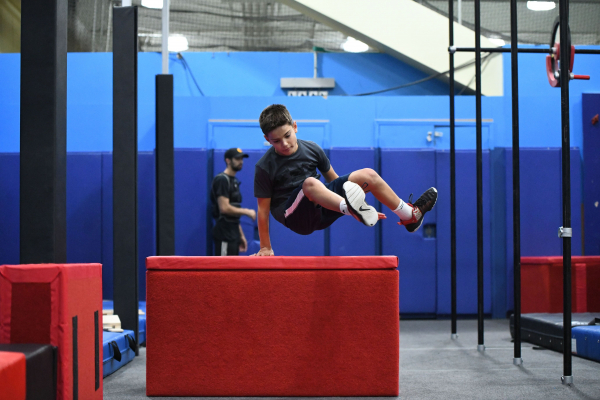 Our classes focus on developing strength, agility, balance, conditioning and confidence in children of all levels of athleticism.